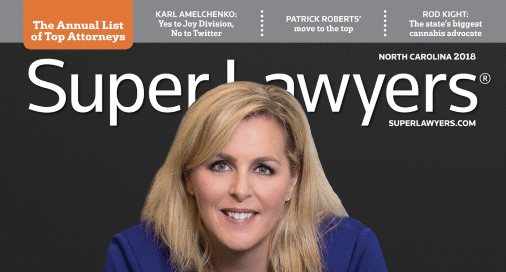 Ron Payne, 2018 Super Lawyers Rising Star North Carolina