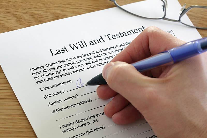 will Estate Planning