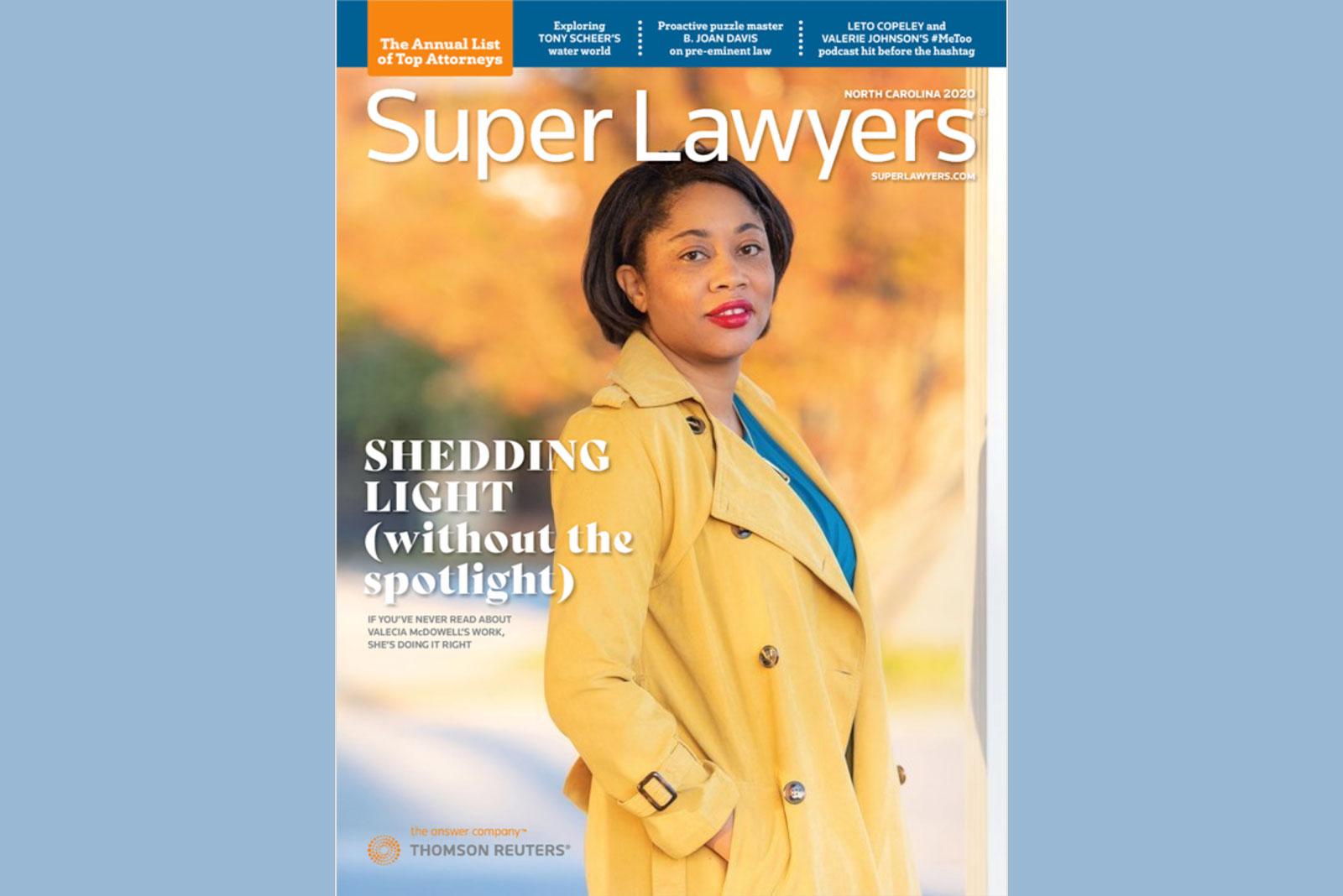 super lawyer award